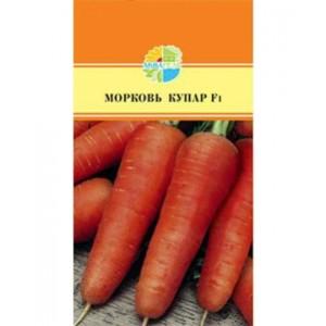 Морковь Купар F1 200 шт. (Акварель)