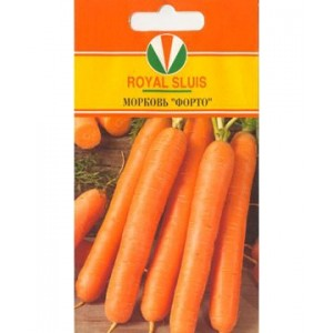 Морковь Форто F1 2 г (Акварель)