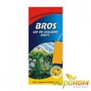 Bros - Липкие листы от насекомых для теплиц 10 шт.