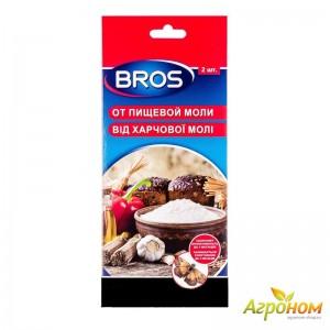 Bros – клеевая ловушка для отлова пищевой моли с феромоном 2 шт