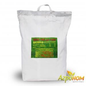 Газонная трава Дачная 4 кг Россия
