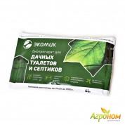 Экомик (биопрепарат для дачных туалетов и септиков) 80 г