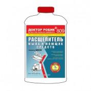 Доктор Робик  809 (расщепитель мыла и моющих средств) 1 л
