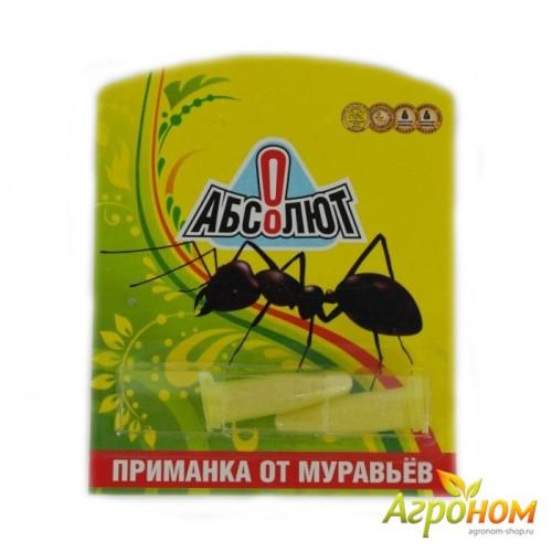 абсолют приманка средство от муравьев