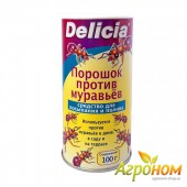 Delicia - Порошок от муравьев 100 г