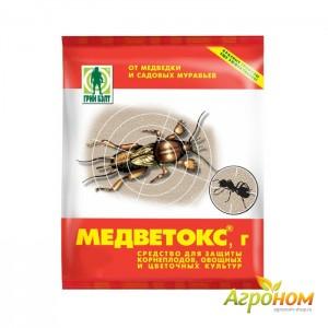 Медветокс 100 г (от медведки и садовых муравьев)