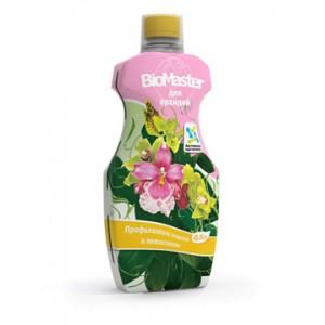 Органоминеральное удобрение «BioMaster для орхидей» 0,5 л