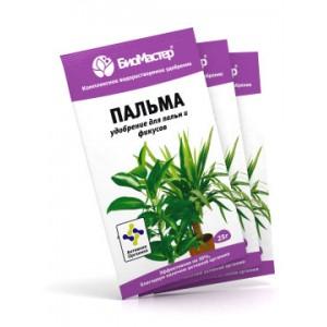 Комплексное удобрение- Пальма 25 гр