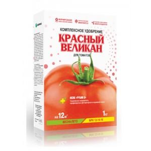 Органоминеральное Удобрение Красный Великан 1 кг