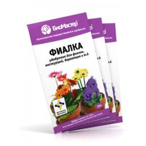 Комплексное удобрение- Фиалка 25 гр