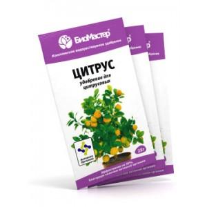 Комплексное удобрение- Цитрус 25 гр